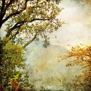 Autumn - Artwork In Painting Style by Maugli-l