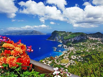 Beautiful Capri Island - Italian Travel Series by Maugli-l