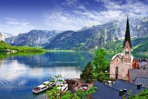 Hallstatt - Beauty Of Alps. Austria by Maugli-l