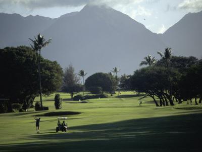 Maui Country Club, Maui, Hawaii, USA