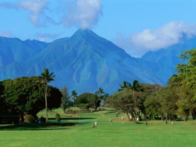 Maui Country Club, Spreckelsville, Maui, Hawaii, USA