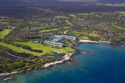 Mauna Lani Resort, North Kohala, Big Island, Hawaii, USA-Douglas Peebles-Photographic Print