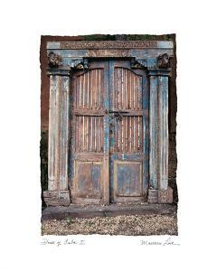 Doors of Cuba I by Maureen Love