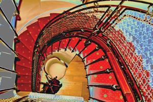 Second Floor I by Maureen Love