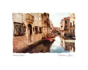Venice at Rest by Maureen Love
