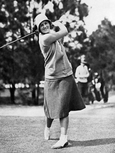 Maureen Orcutt, The American Golfer, May 1,1931--Premium Photographic Print