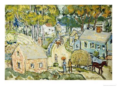A New England Village