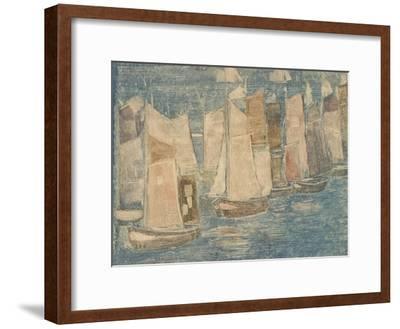 Fishing Boats, C.1900-02