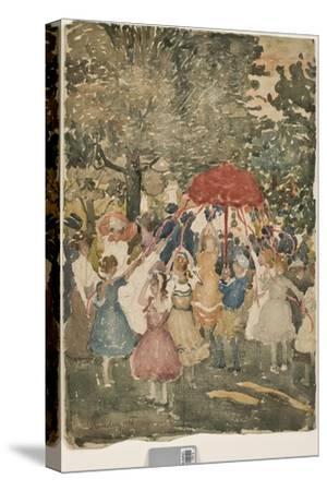 Maypole, 1902