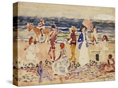 On the Beach, C.1920-23