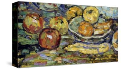 Still Life with Apples and a Bowl