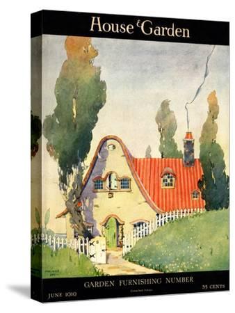 House & Garden Cover - June 1919