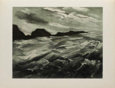 La Baie des Trepasses, 1949