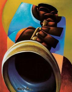 Mo Trumpet by Maurice Evans