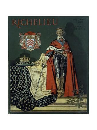 Book Cover 'Richelieu'