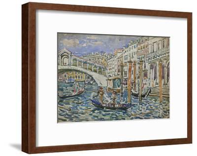 Rialto, Venice, 1911