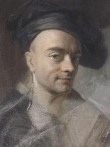 Autoportrait (1742 ?) by Maurice Quentin de La Tour