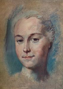 'La Camargo', c1743 by Maurice-Quentin de La Tour