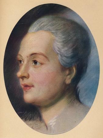 'Portrait of a Lady', c1751