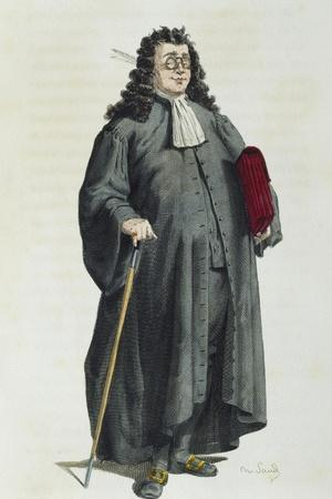 Notary or Lawyer in 1725