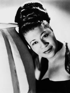 Ella Fitzgerald (1917-1996) by Maurice Seymour