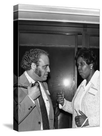Barbara Jordan, Benjamin Hook