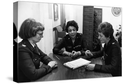 Hazel Johnson, 1980