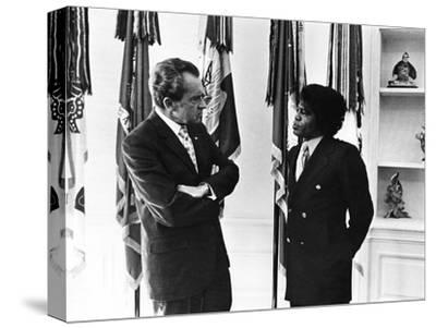 James Brown, Richard Nixon - 1972