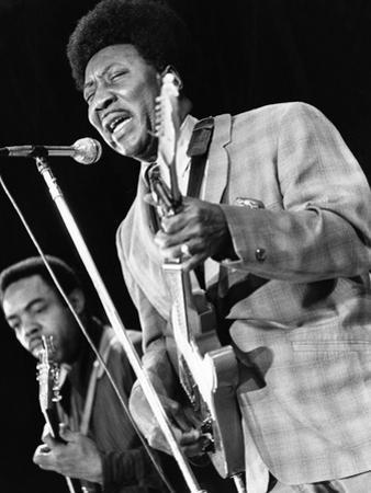 Muddy Waters, - 1970