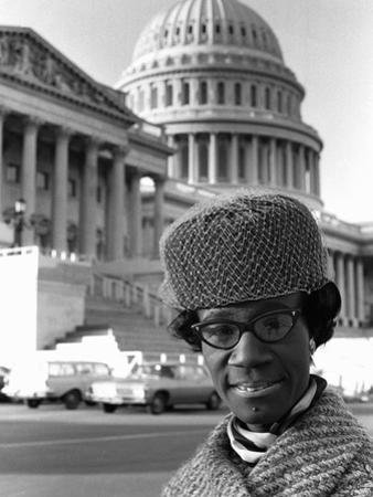 Shirley Chisholm - 1969