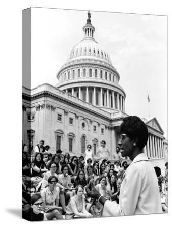 Shirley Chisholm - 1970