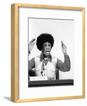 Shirley Chisholm - 1971