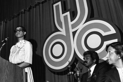 Wilma Rudolph, 1980