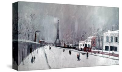 Utrillo: Eiffel Tower