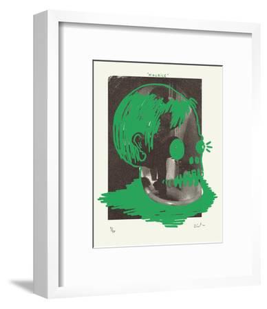 Maurice-Erik Dietman-Framed Limited Edition