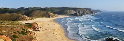 Amado Beach, Near Carrapateira. Algarve, Portugal