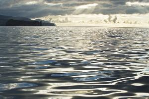 Early Light Reflection on Water by Mauricio Handler