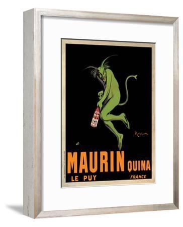 Maurin Quina, c.1906-Leonetto Cappiello-Framed Giclee Print