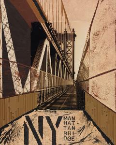 Manhattan Bridge by Mauro Baiocco