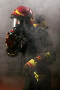 Firefighter by Mauro Fermariello
