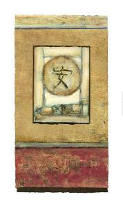 Large Asian Harmony II by Mauro
