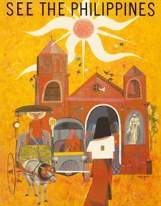 See The Philippines - San Augustin Church - Manila by Mauro Malang Santos