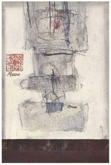 Mauro's Asian Jewels VI-Mauro-Art Print