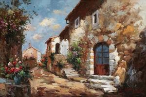 Segreto Pathway by Mauro