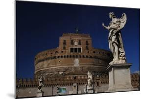 Mausoleum of Emperor Hadrian or Castle Sant'Angelo, Rome