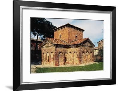 Mausoleum of Galla Placidia--Framed Photographic Print