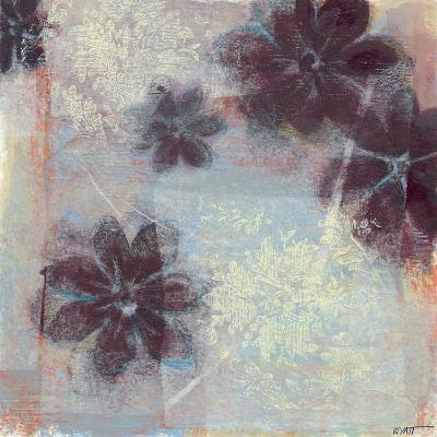 Mauve Resonance I-Norman Wyatt Jr^-Art Print