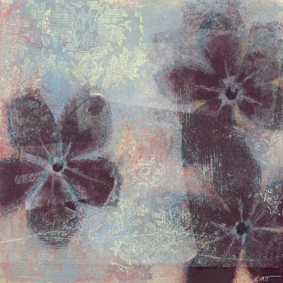 Mauve Resonance II-Norman Wyatt Jr^-Art Print