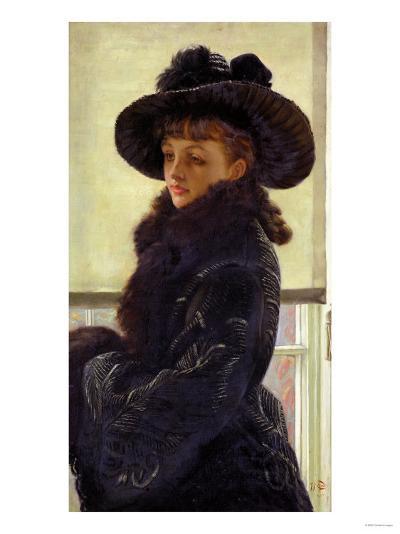 Mavourneen, Portrait of Kathleen Newton, 1877-Sir Lawrence Alma-Tadema-Giclee Print