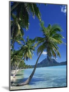 Bora Bora, Tahiti, Society Islands, French Polynesia, Pacific Islands, Pacific by Mawson Mark